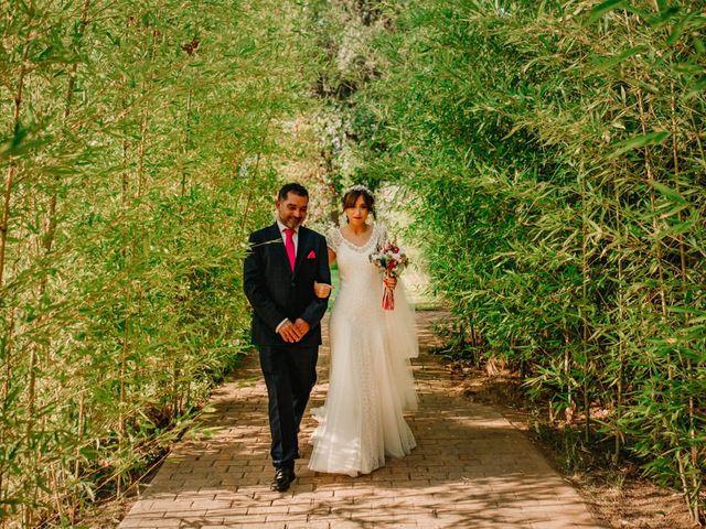 La boda de Daniel y Estela en Jarandilla, Cáceres 29