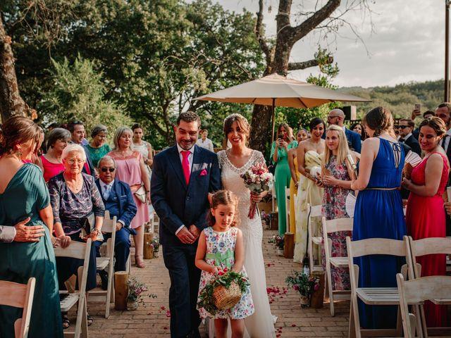 La boda de Daniel y Estela en Jarandilla, Cáceres 31