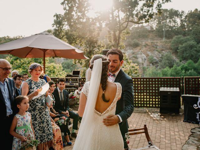 La boda de Daniel y Estela en Jarandilla, Cáceres 32