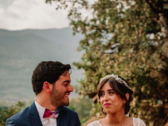 La boda de Daniel y Estela en Jarandilla, Cáceres 33