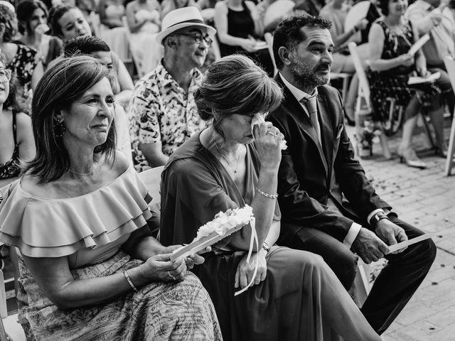 La boda de Daniel y Estela en Jarandilla, Cáceres 34