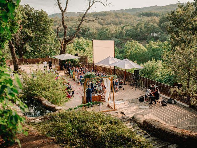 La boda de Daniel y Estela en Jarandilla, Cáceres 35