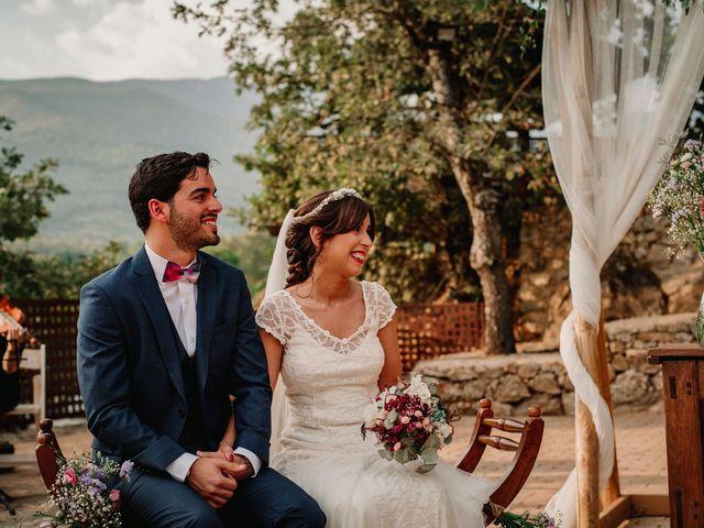 La boda de Daniel y Estela en Jarandilla, Cáceres 36