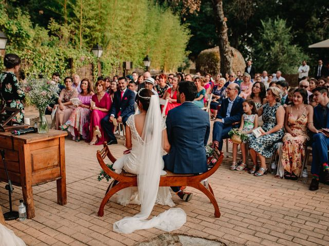 La boda de Daniel y Estela en Jarandilla, Cáceres 37