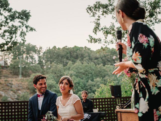 La boda de Daniel y Estela en Jarandilla, Cáceres 38
