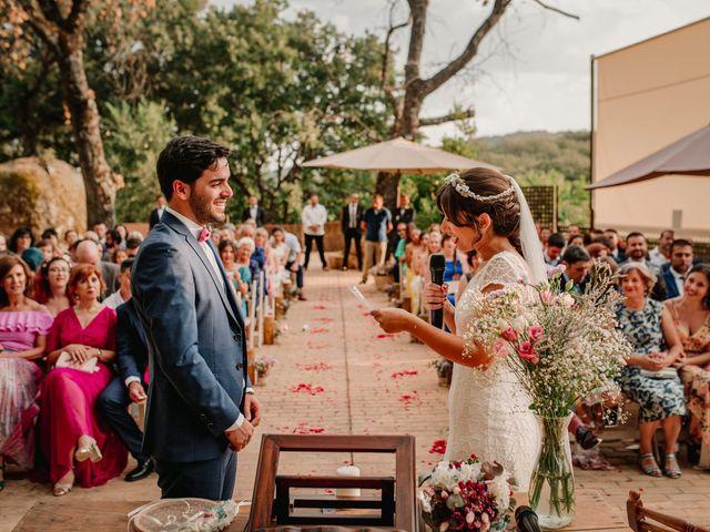 La boda de Daniel y Estela en Jarandilla, Cáceres 39