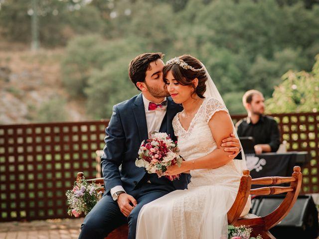 La boda de Daniel y Estela en Jarandilla, Cáceres 42