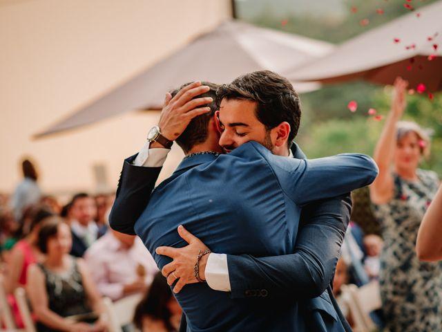 La boda de Daniel y Estela en Jarandilla, Cáceres 43