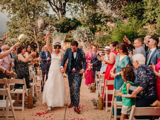 La boda de Daniel y Estela en Jarandilla, Cáceres 44