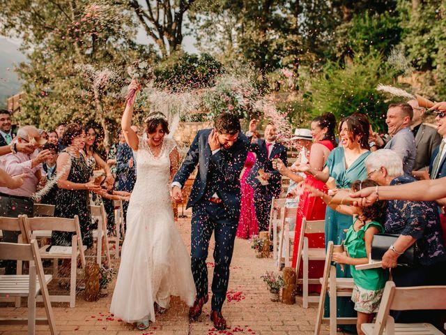 La boda de Daniel y Estela en Jarandilla, Cáceres 45