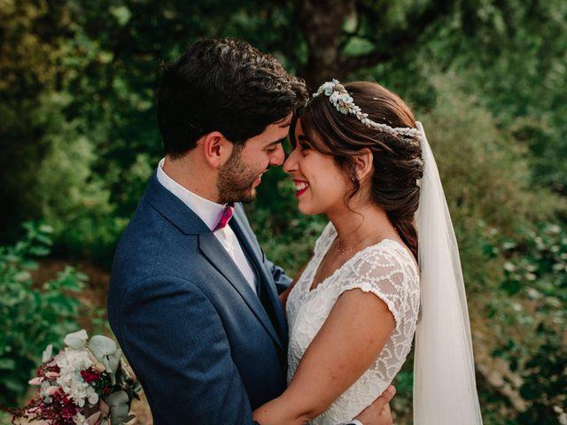 La boda de Daniel y Estela en Jarandilla, Cáceres 47
