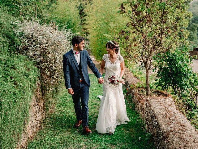 La boda de Daniel y Estela en Jarandilla, Cáceres 48