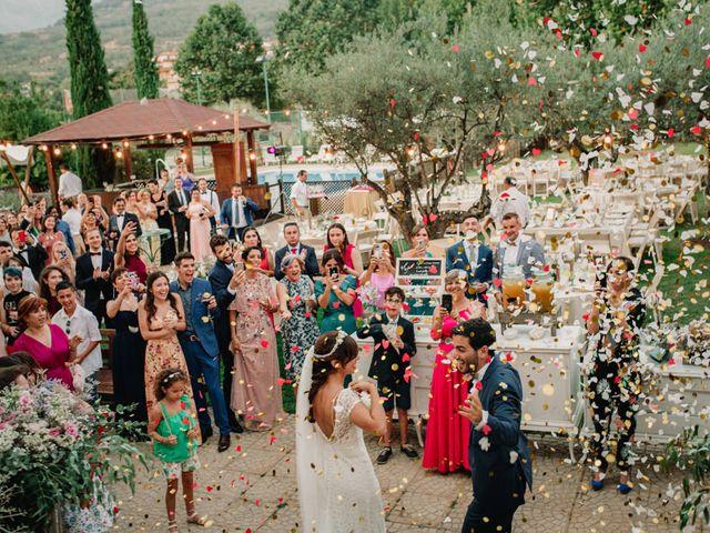 La boda de Daniel y Estela en Jarandilla, Cáceres 49