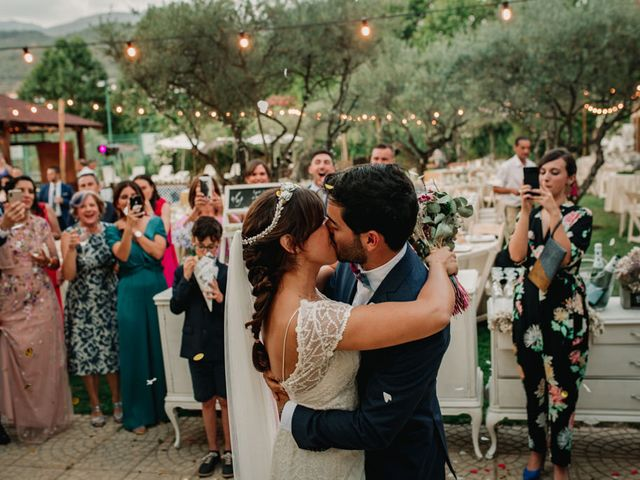 La boda de Daniel y Estela en Jarandilla, Cáceres 50