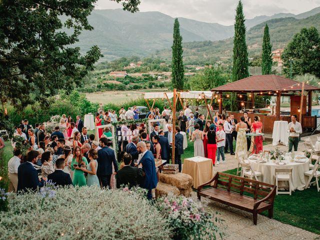 La boda de Daniel y Estela en Jarandilla, Cáceres 51