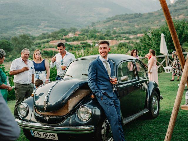 La boda de Daniel y Estela en Jarandilla, Cáceres 52