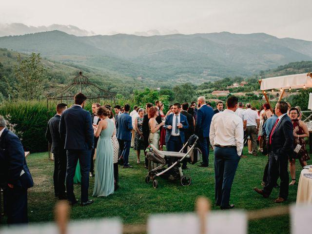 La boda de Daniel y Estela en Jarandilla, Cáceres 55