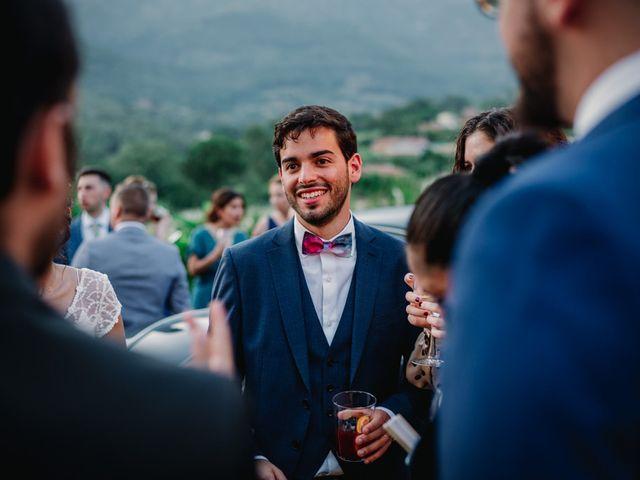 La boda de Daniel y Estela en Jarandilla, Cáceres 56
