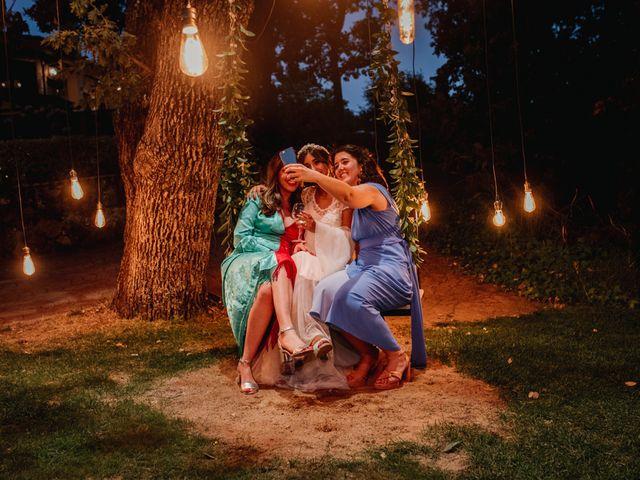La boda de Daniel y Estela en Jarandilla, Cáceres 58