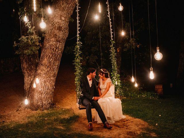 La boda de Daniel y Estela en Jarandilla, Cáceres 1