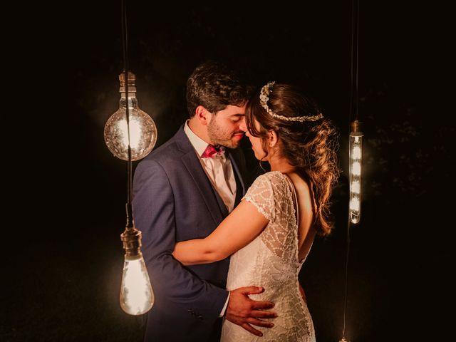 La boda de Estela y Daniel