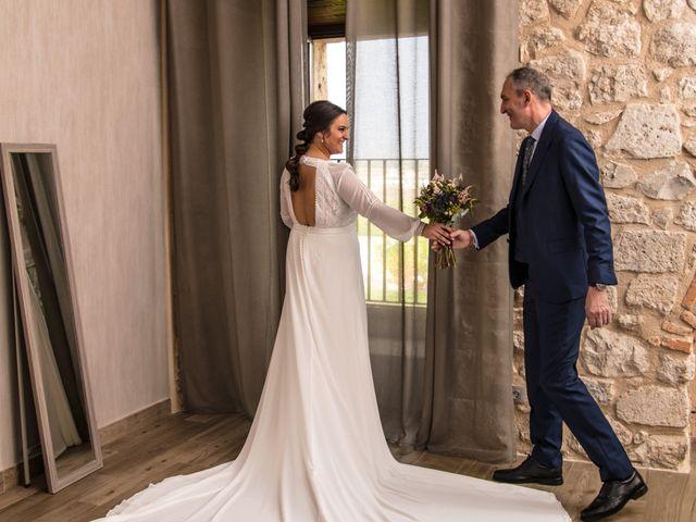 La boda de Cristian y Laura en San Bernardo, Valladolid 11