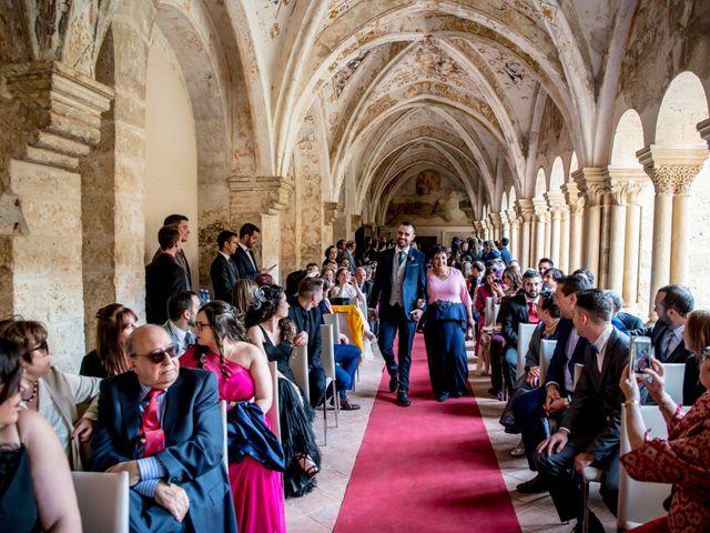 La boda de Cristian y Laura en San Bernardo, Valladolid 14