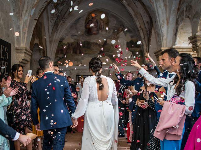 La boda de Cristian y Laura en San Bernardo, Valladolid 18