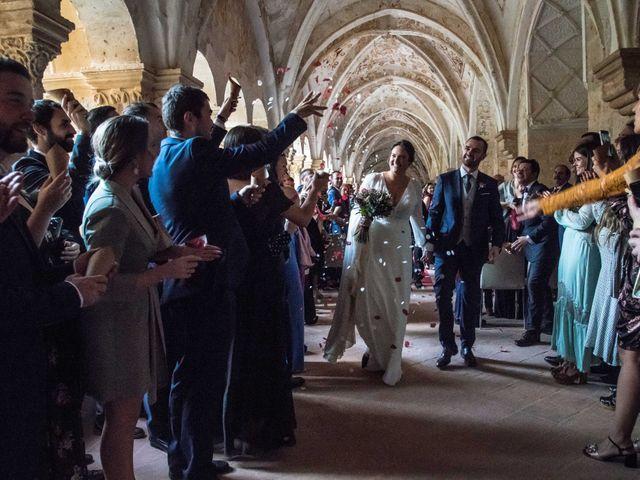 La boda de Cristian y Laura en San Bernardo, Valladolid 19