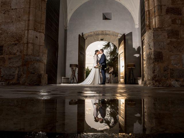 La boda de Cristian y Laura en San Bernardo, Valladolid 21