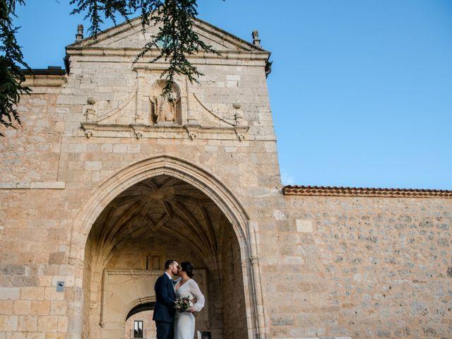 La boda de Cristian y Laura en San Bernardo, Valladolid 22