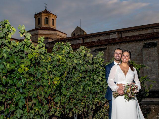 La boda de Cristian y Laura en San Bernardo, Valladolid 25