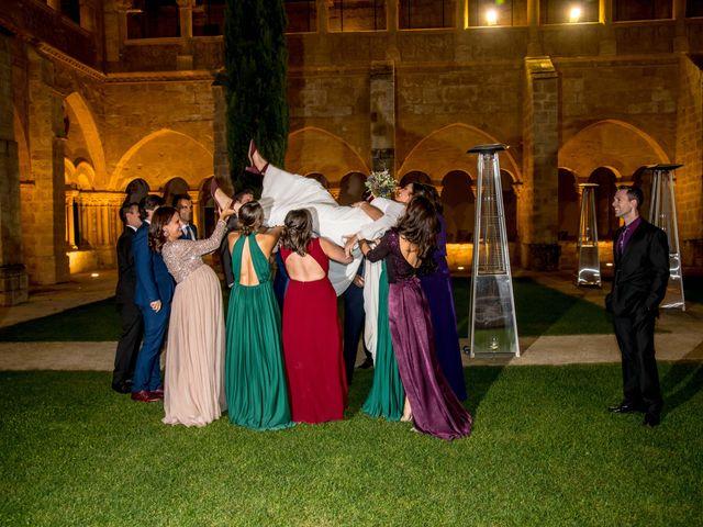 La boda de Cristian y Laura en San Bernardo, Valladolid 33
