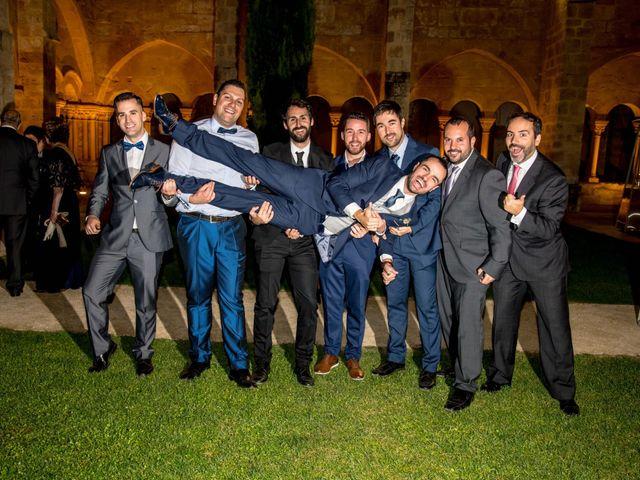 La boda de Cristian y Laura en San Bernardo, Valladolid 41