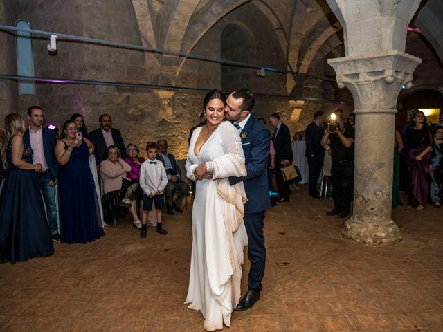 La boda de Cristian y Laura en San Bernardo, Valladolid 46