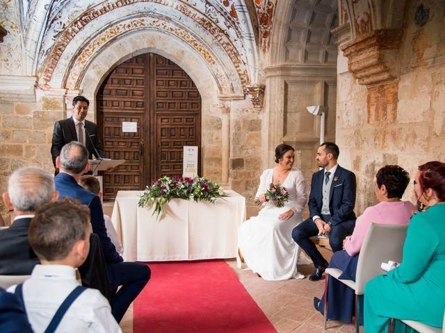 La boda de Cristian y Laura en San Bernardo, Valladolid 16