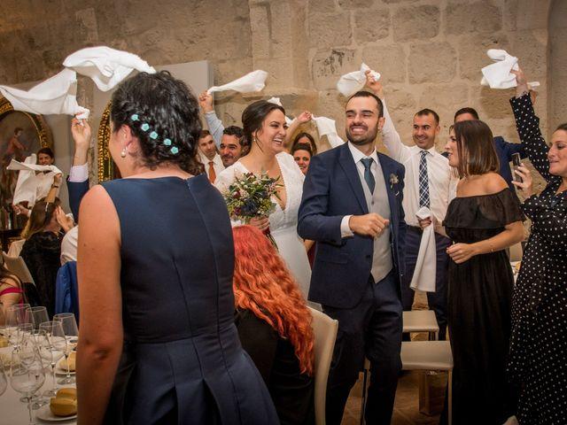 La boda de Cristian y Laura en San Bernardo, Valladolid 44
