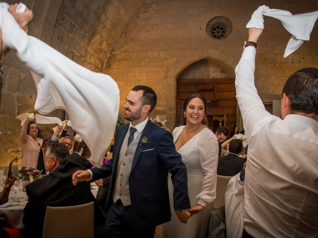 La boda de Cristian y Laura en San Bernardo, Valladolid 45