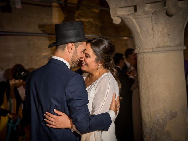 La boda de Cristian y Laura en San Bernardo, Valladolid 49