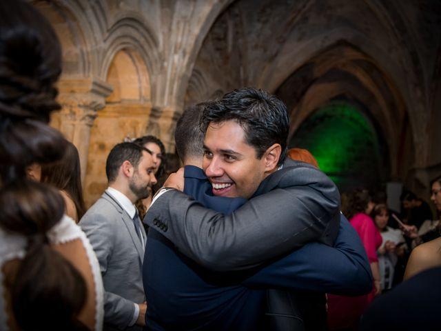 La boda de Cristian y Laura en San Bernardo, Valladolid 34