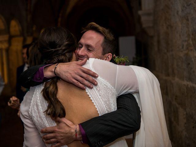 La boda de Cristian y Laura en San Bernardo, Valladolid 35