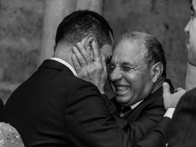 La boda de Cristian y Laura en San Bernardo, Valladolid 36