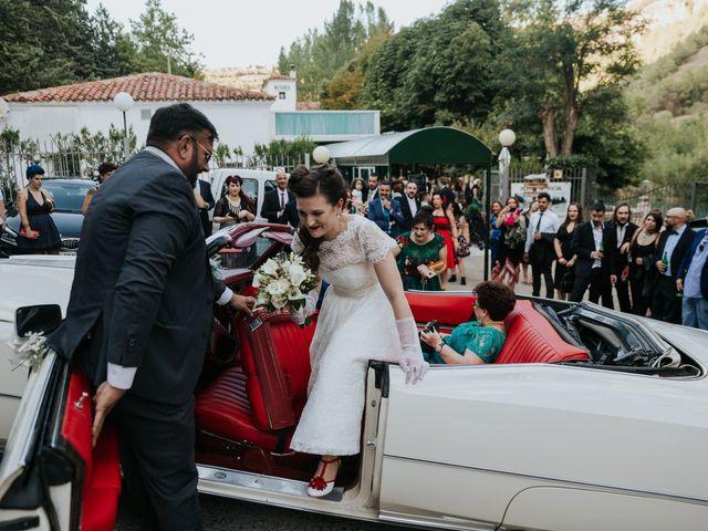 La boda de Jesús y Ruth en Cuenca, Cuenca 10