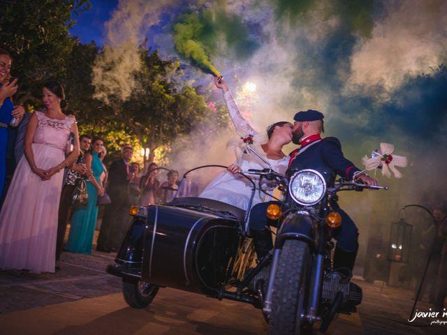 La boda de Rocío y Álvaro