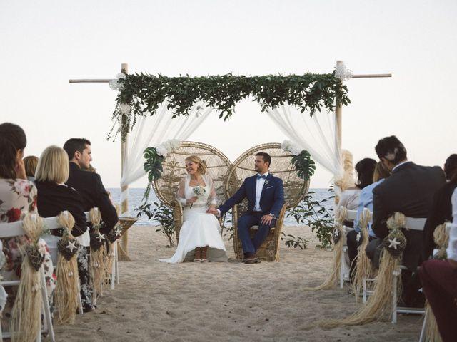 La boda de Judit y Guiller