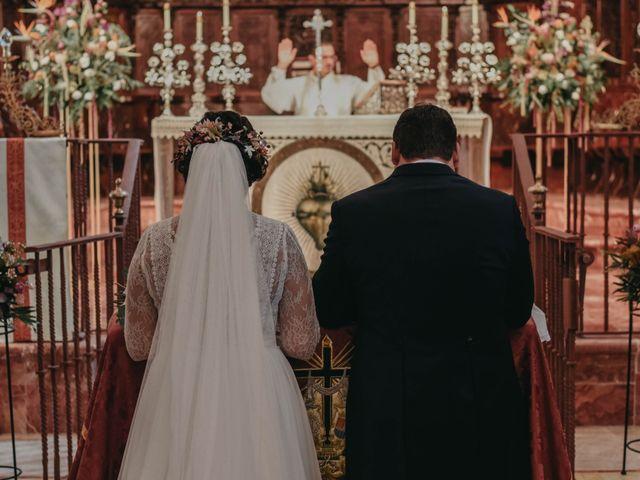 La boda de Julian y Carmen en Castro Del Rio, Córdoba 21
