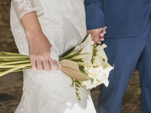 La boda de Albert y Mónica en La Selva De Mar, Girona 1