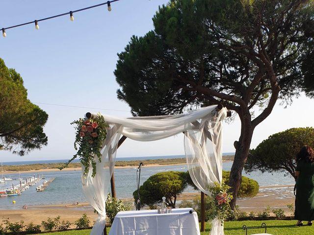 La boda de Jorge y Lourdes en El Rompido, Huelva 1