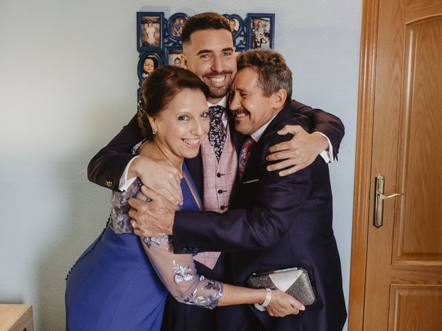 La boda de Rafa y Laura en Churriana, Málaga 15