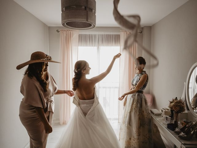 La boda de Rafa y Laura en Churriana, Málaga 39